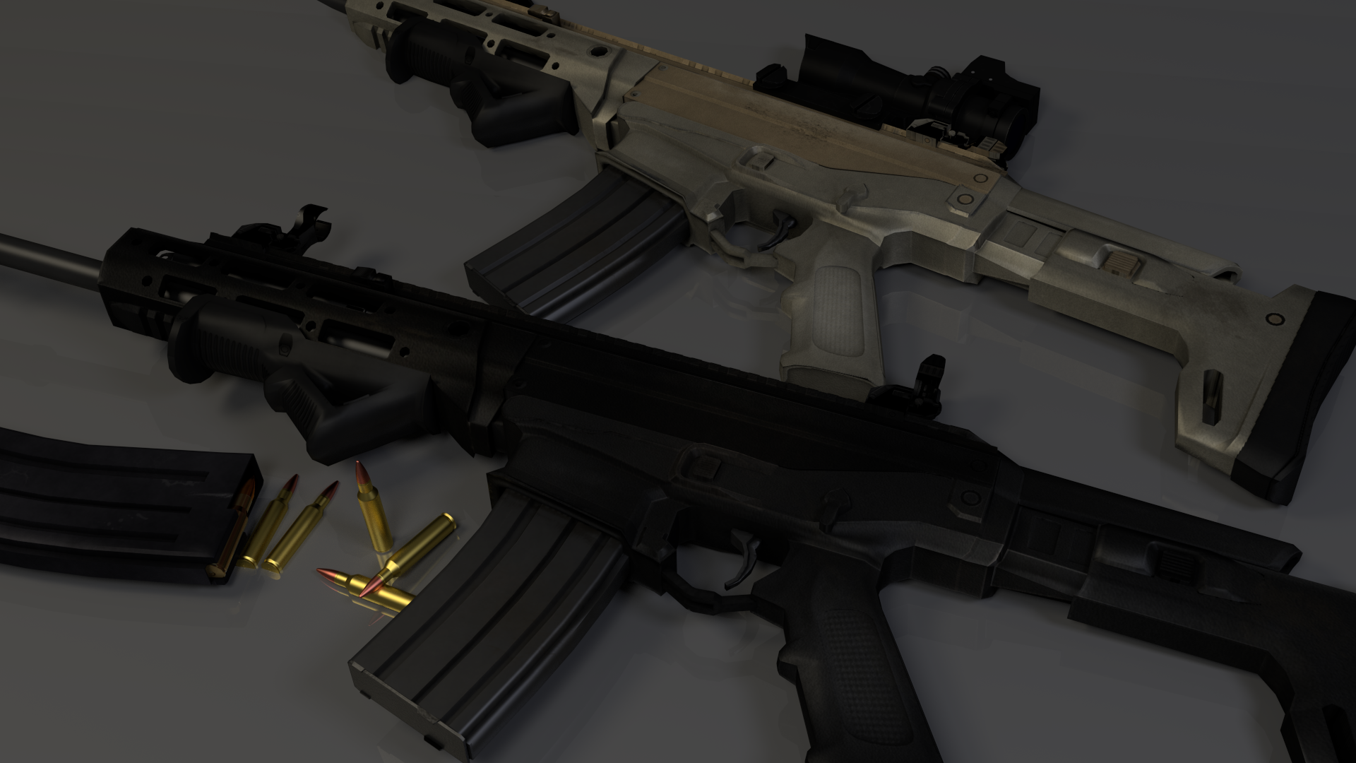 FHQ Weapons addon updated to Version 1.1pl1